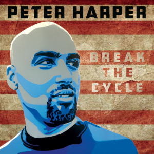 PETER HARPER - BREAK THE CYCLE - COVER
