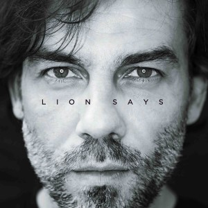 LION SAYS - album cover [small]