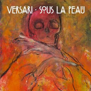 Versari - Sous la peau - visuel album