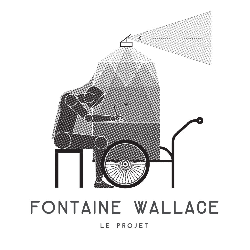 FONTAINE WALLACE « Le projet »