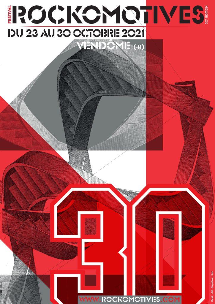30e édition des ROCKOMOTIVES DE VENDÔME