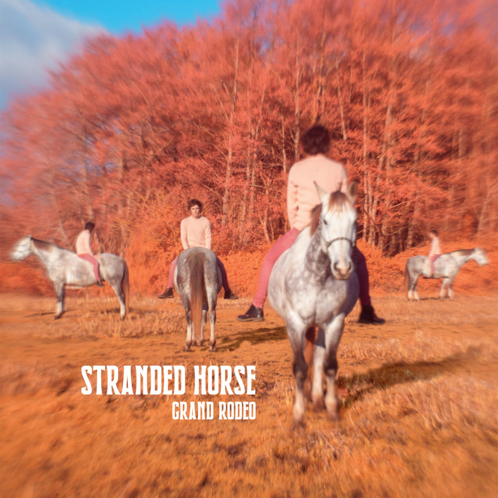 STRANDED HORSE « Grand Rodeo »